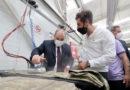 Bakan Varank, Sinop'ta tekstil işçileriyle buluştu